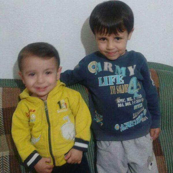 تصویر کودک 3 ساله سوریه جهان را تکان داد (+عکس)
