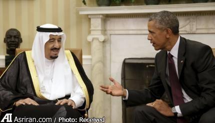 اوباما ملک سلمان را راضی کرد
