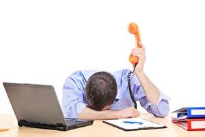 استرس کاری به اندازه دود سیگار کشنده است