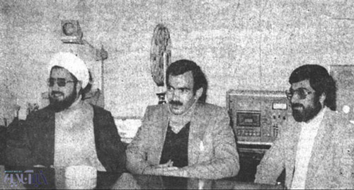 روحانی و جنتی، 34 سال قبل (+عکس)