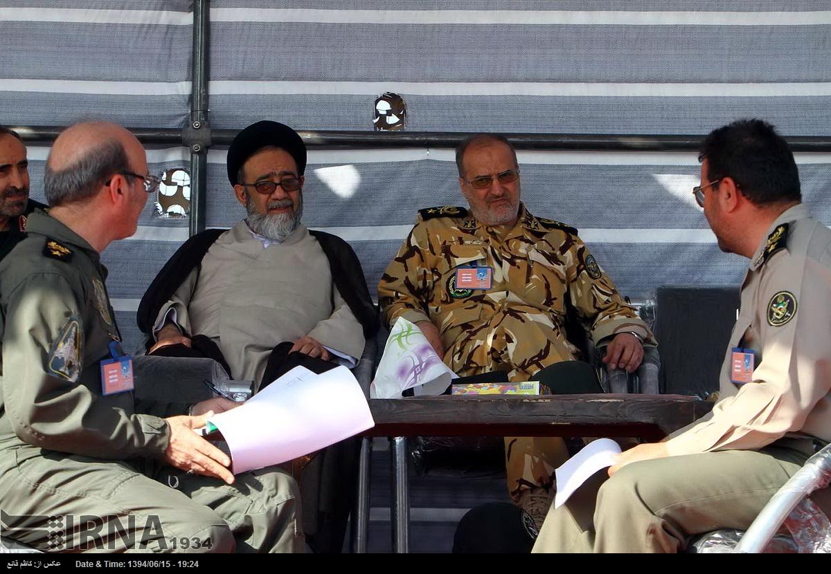 قرچک منطقه چند است مانور نیروی هوایی ارتش ایران (عکس)