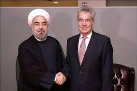 خشم صهیونیست ها از سفر رئیس جمهوری اتریش به ایران