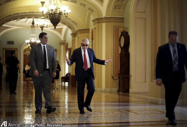 حمایت 41 سناتور دموکرات از توافق هسته ای با ایران