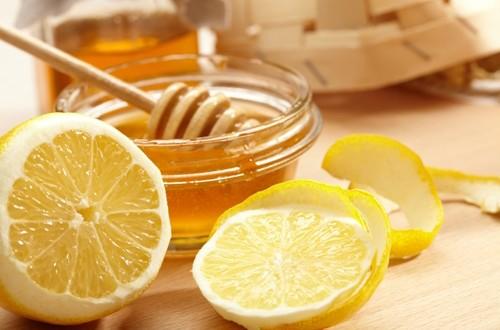 معجزه لیمو و عسل