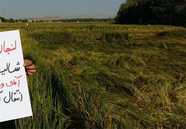 آقای وزیر، آیا انتقال آب خوزستان تنها برای شرب است؟!