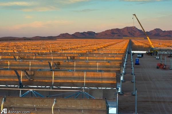 انرژی خورشیدی؛ فراوانترین منبع انرژی برای زمین