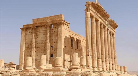 تخریب معبد چند هزار ساله سوریه توسط داعش