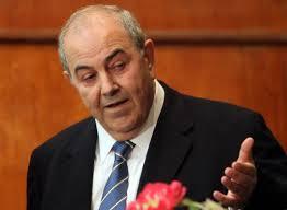 ایاد علاوی: ایران در عراق خط قرمزها را تعیین می کند
