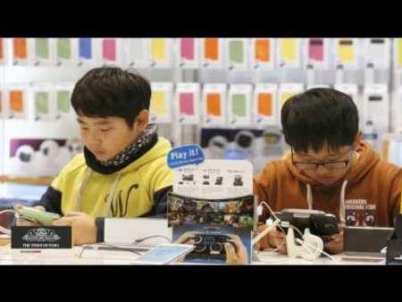 کاهش کم سابقه فروش جهانی تلفن همراه