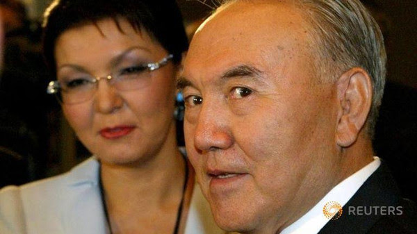 رئیس جمهور قزاقستان؛ دختر در مسیر جانشین بابا