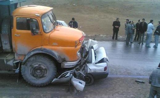 برخورد با کامیون هایی که جان شهروندان را می گیرند در دستور کار ویژه پلیس/  ابلاغیه برخورد با این خودروه صادر و ابلاغ شد