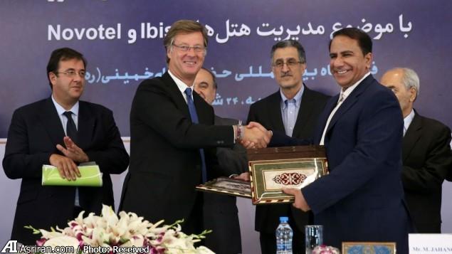 افتتاح دو هتل جدید از سوی شرکت فرانسوی در تهران (+عکس)