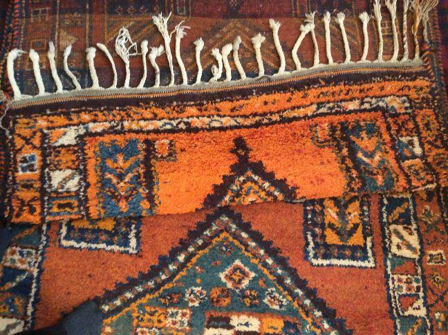 نگاهی به بافت قالی در میان زنان عرب خوزستان (+عکس)