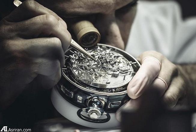 اتمام ساخت پیچیدهترین ساعت جیبی جهان پس از 8 سال