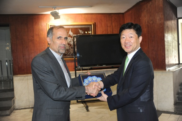 راهاندازی دوباره کمیسیون مشترک اقتصادی ایران و کره