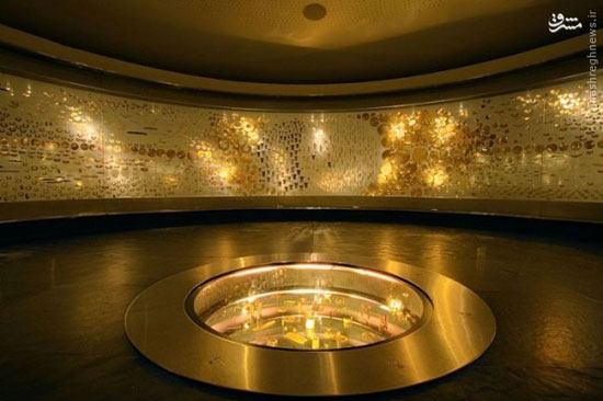 موزه طلا در کلمبیا (عکس)