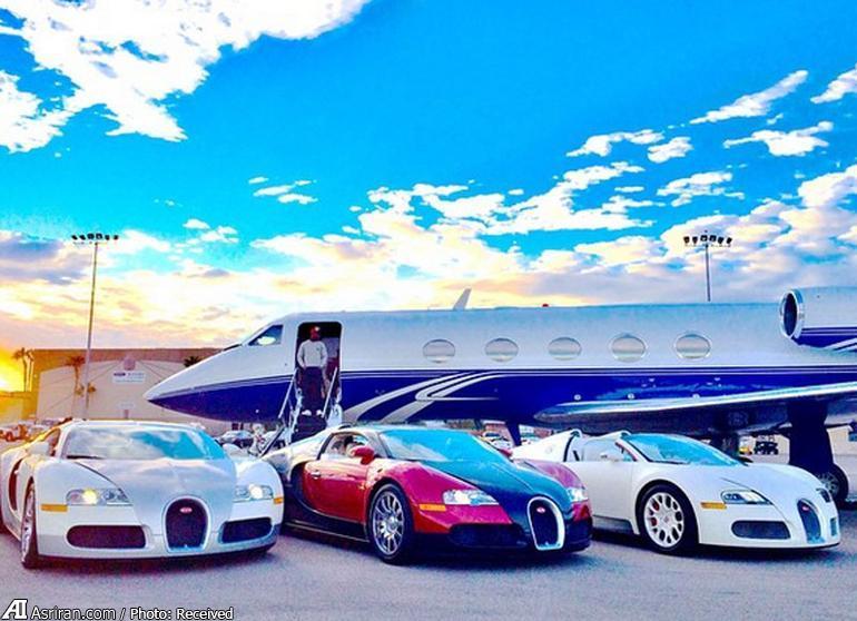 صاحب گران ترین خودروی جهان (+عکس)
