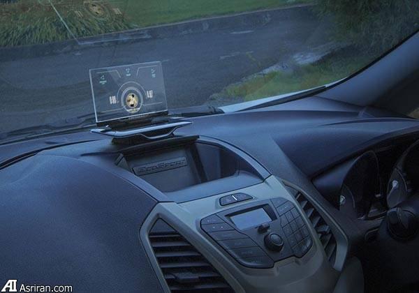 تبدیل خودرو عادی به خودرو هوشمند با اکسپلوراید