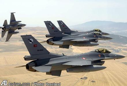 آغاز حملات هوایی مشترک آمریکا و ترکیه علیه داعش در سوریه