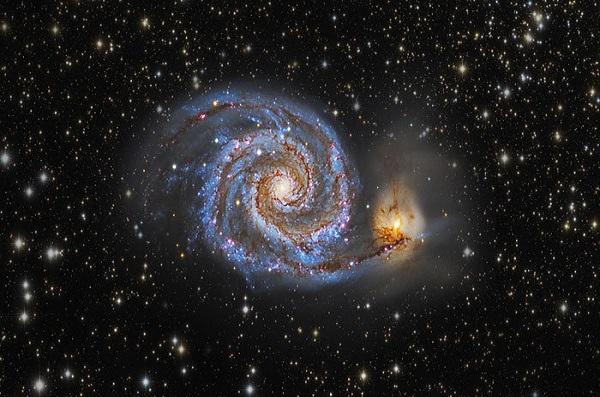 کشف اولین شواهد از دگردیسی کهکشانها