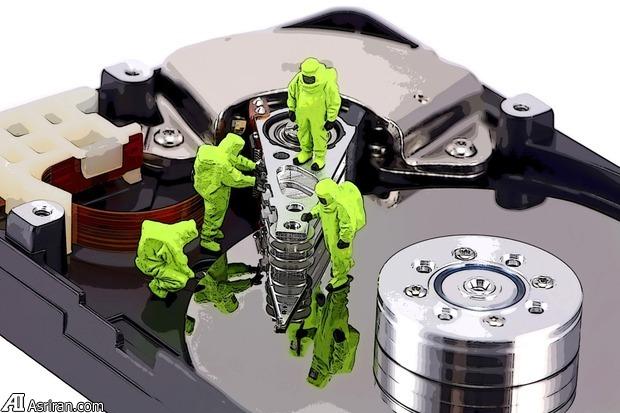 نشانههای هشداردهنده مرگ دیسک سخت رایانه