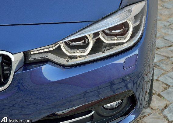 سری سه BMW با تغییرات اساسی رونمایی شد (+عکس)