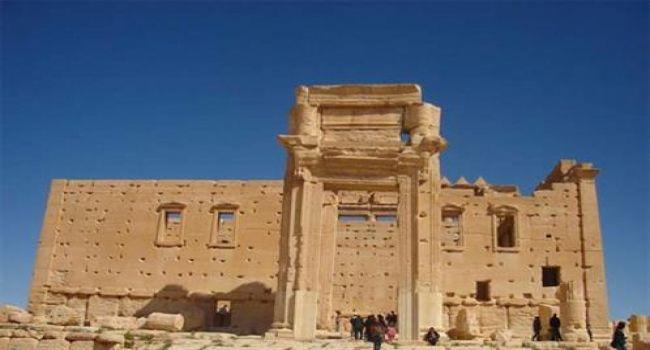 داعش یک معبد چند هزار ساله دیگر را منفجر کرد