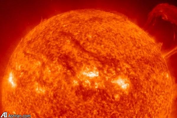 با چه مقدار آب خورشید خاموش می شود؟!