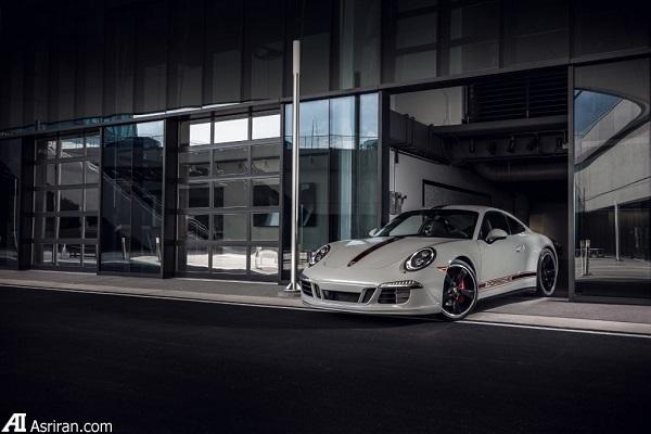 پورشه 911 کاررا جیتیاس با چاشنی تولید محدود