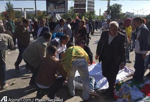 دستکم 20 کشته و دهها زخمی درانفجار انتحاری آنکارا