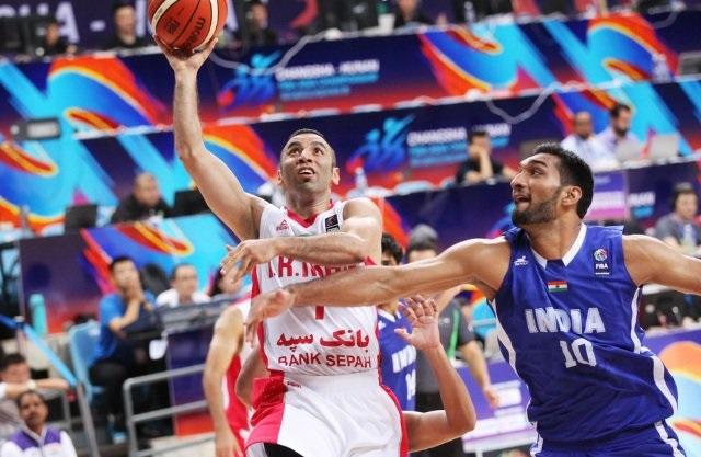 ایران 88 - 66 هند / بسکتبال ایران درجام ملتها می تازد(+گزارش تصویری/جدول/مسیرقهرمانی)