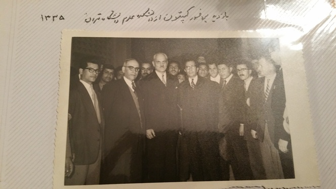 رییس اولین رآکتور اتمی جهان در تهران؛ 60 سال قبل (+ عکس)
