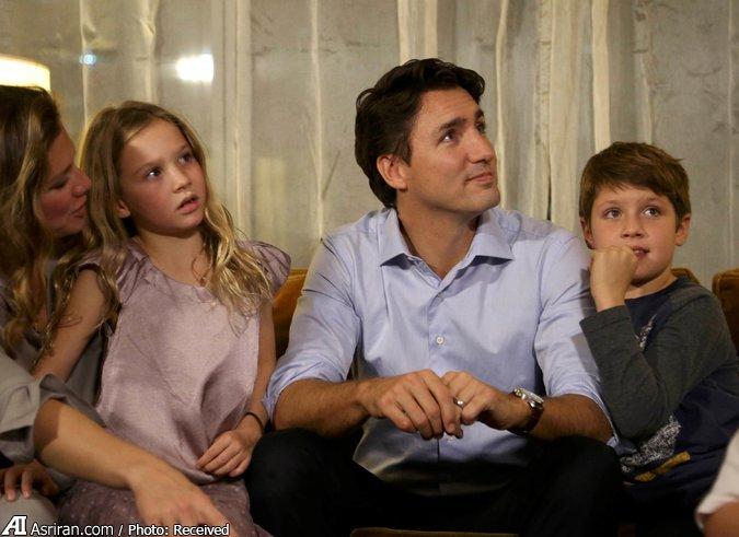 دولت ضد ایرانی شکست خورد/ دومین نخست وزیر جوان تاریخ کانادا به قدرت میرسد (+عکس)