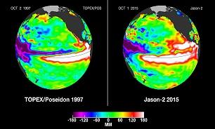 هواشناسی آمریکا: خاورمیانه و از جمله ایران زمستان سختی را خواهد داشت