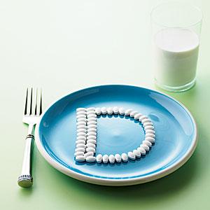 ضرورت مصرف ویتامین D