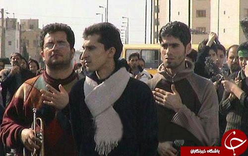 مداحی مرتضی پاشایی (+ عکس)