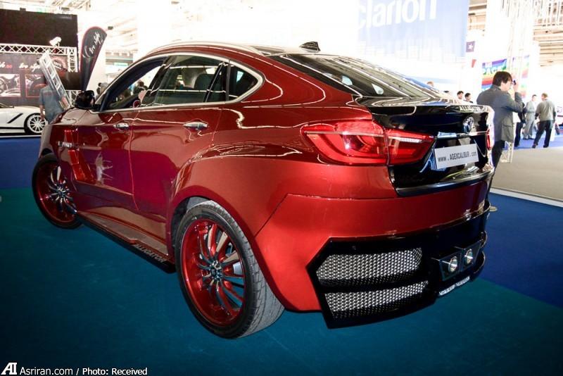 یک BMW متفاوت (عکس)