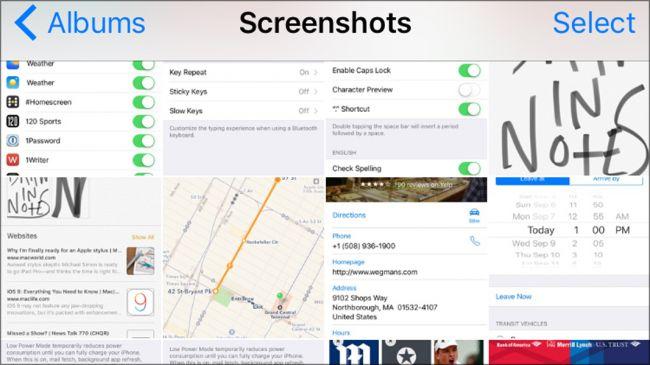 تمام قابلیتها و امکانات جدید iOS 9 (+عکس)