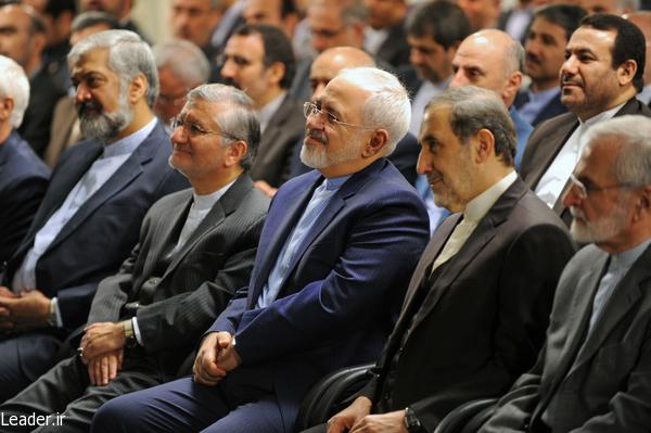 رهبر انقلاب: اهداف آمریکا 180 درجه با اهداف ایران متفاوت است