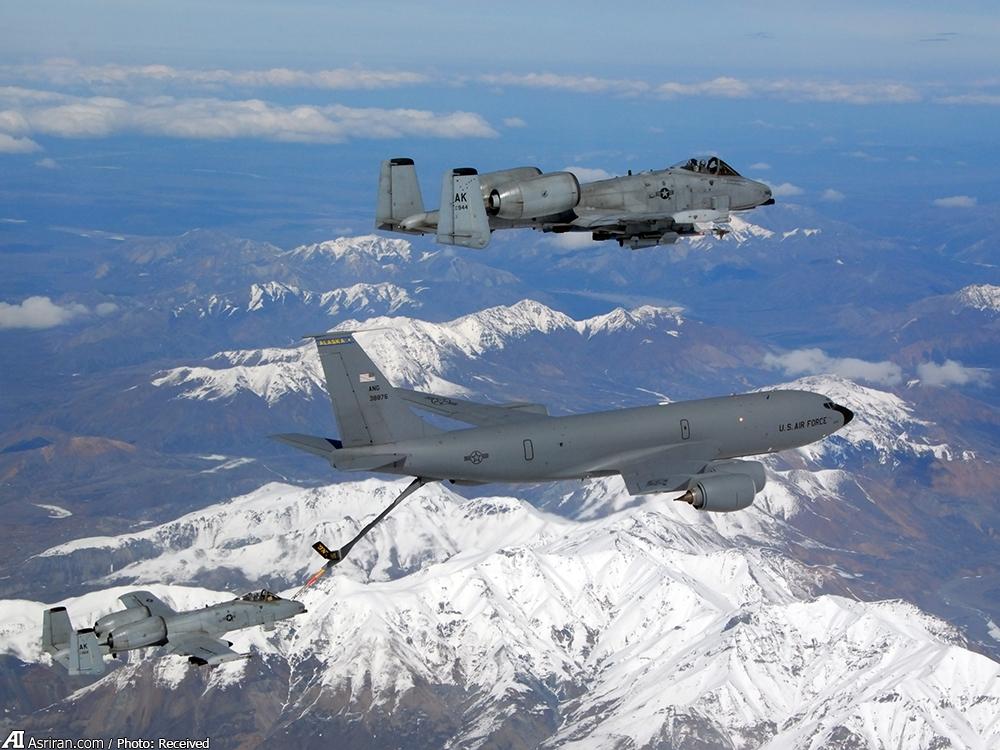 استفاده از زامبی های هوایی آمریکا علیه داعش (+عکس)