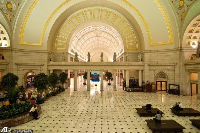 ایستگاههای قطار با معماری فراموش نشدنی