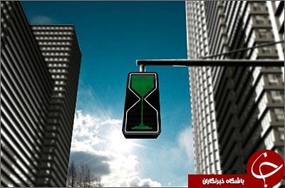 ایده خلاقانه برای چراغ راهنمای تایمری (+ عکس)