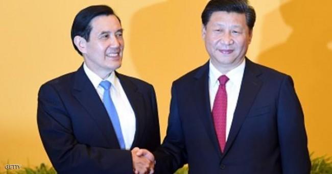 520716 648 اولین دیدار سران ۲ کشوری که خود را چین واقعی میدانند