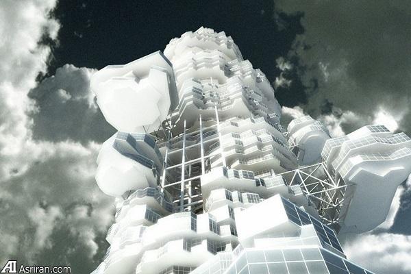 تحقق زندگی در میان ابرها با