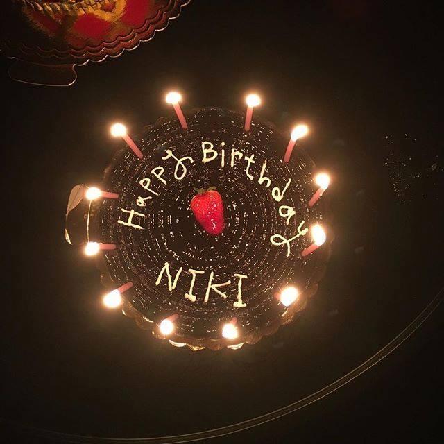 کیک تولد نیکی کریمی/ لگن بابام! / مثبت بی اندیشیم