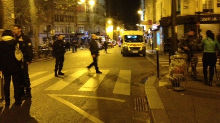 11 سپتامبر فرانسه/ 40 کشته و دهها زخمی در تیراندازی های پاریس / 2 انفجار در نزدیکی استادیوم پاریس / ادامه گروگانگیری 100 نفر