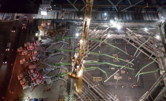 بچینگ پلانت | بزرگترین پمپ بتن جهان - بچینگ پلانت... زمینی محصولاتپمپ بتن بتن ریزی یک برج در 18 ساعت! (+عکس)524749_629.jpg ...