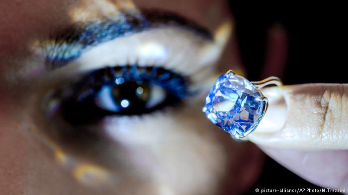 یک عکس، یک خبر: الماس 45 میلیون یورویی، هدیه یک چینی به دختر 7 سالهاش