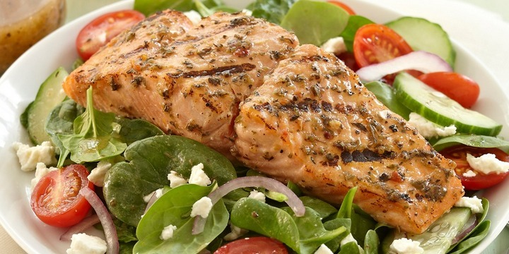 10 غذای لذیذ کم کالری