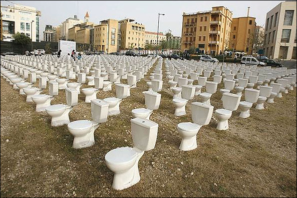 19 نوامبر روز جهانی توالت: بیش از یک میلیارد انسان توالت ندارند